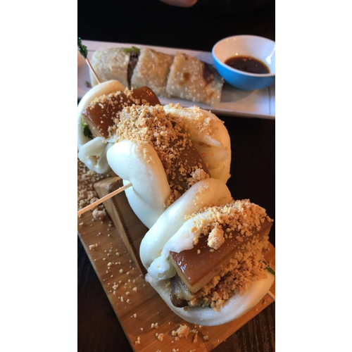 Taiwanese Pork Belly Gua Bao 台灣刈包