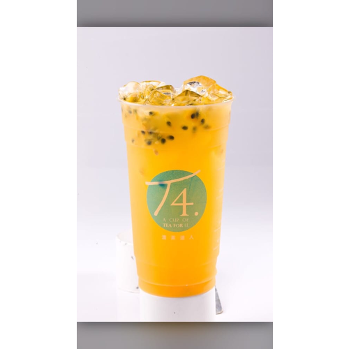 Passion Fruit Royal Tea