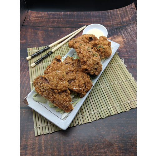 Fried Pork Chop or Chicken Cutlet 香酥排骨或多汁雞排