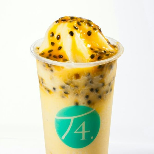 Passion Fruit Milkshake