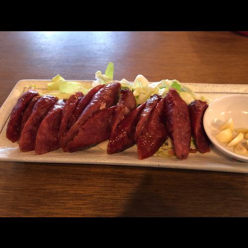 Taiwanese Sausage 台灣香腸