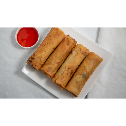 Fried Egg Rolls (4 pcs)