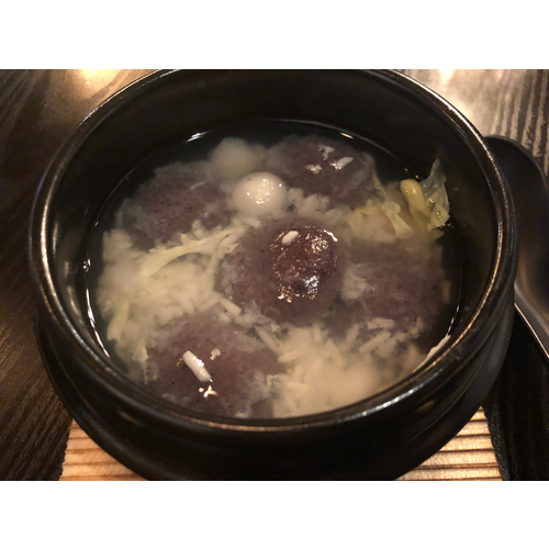 Rice Ball In Sweet Rice Wine 酒釀湯圓