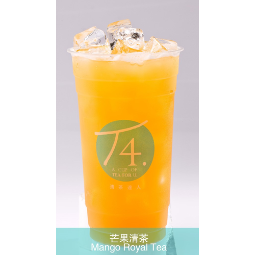 Mango Royal Tea