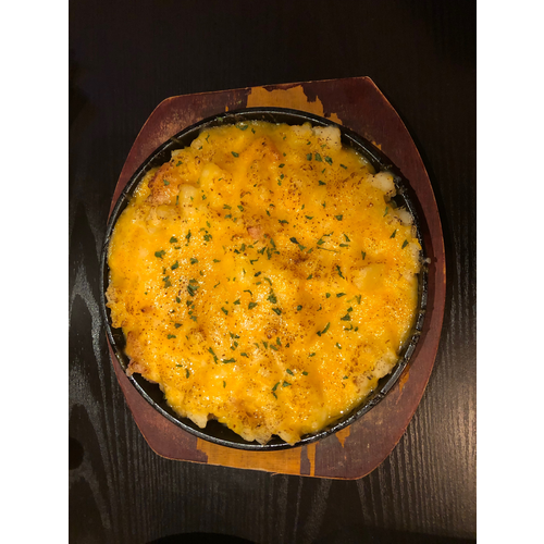 Baked Sweet Corn with Cheese 焗烤玉米