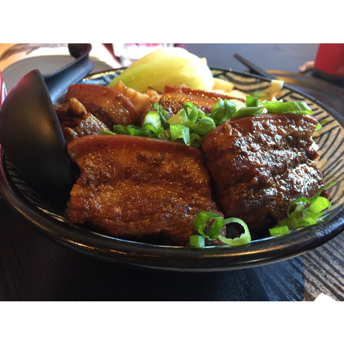 Pork Belly over Rice 控肉飯