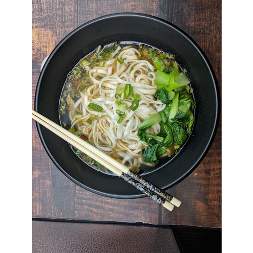 Plain House Noodle Soup 陽春麵