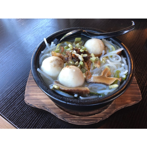 Fish ball Mi-Fun Soup 福州魚丸米粉湯