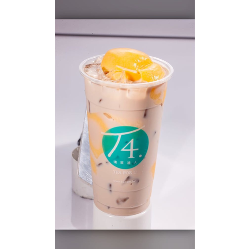 T4. French Pudding Milk Tea