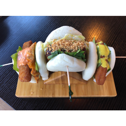 Mix Gua Bao - Choose Any Three Flavors 綜合刈包