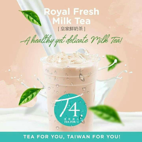 Royal Fresh Milk Tea